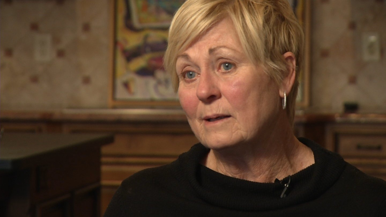 Kansas City grandma says #MeToo in her 60s