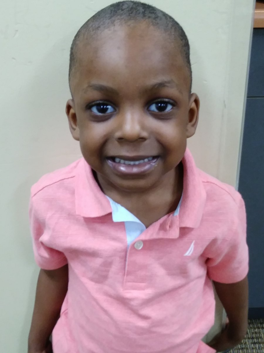 Police seek help locating the parents of a 3-year-old boy found wandering inGladstone on Friday. (Gladstone PD)