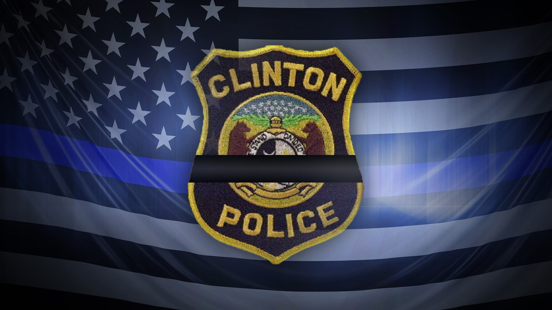 The small Missouri town of Clinton is mourning the loss of one of their police officers shot and killed in the line of duty. (KCTV5)
