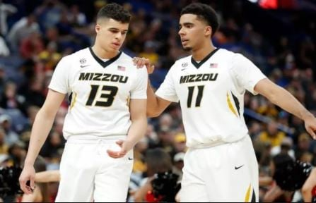 Mizzou back in the dance, faces Florida State in NCAA first round