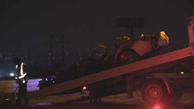 It happened before 12:45 a.m. at E US-40 Highway and Interstate 435. (KCTV5)