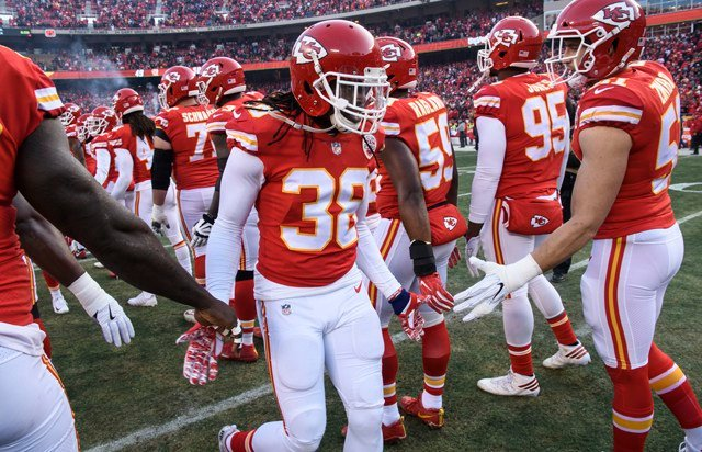 The team also announced Monday that they have released safety Ron Parker. (AP)