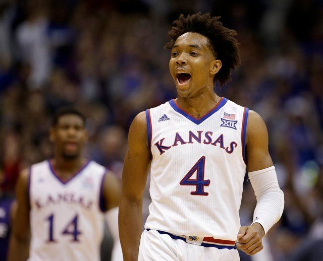 On every national player of year watch list, Graham is the only player in NCAA Division I this season averaging 17-plus pts, seven-plus assists, 1.6-plus steals and fewer than three turnovers per game. (AP)