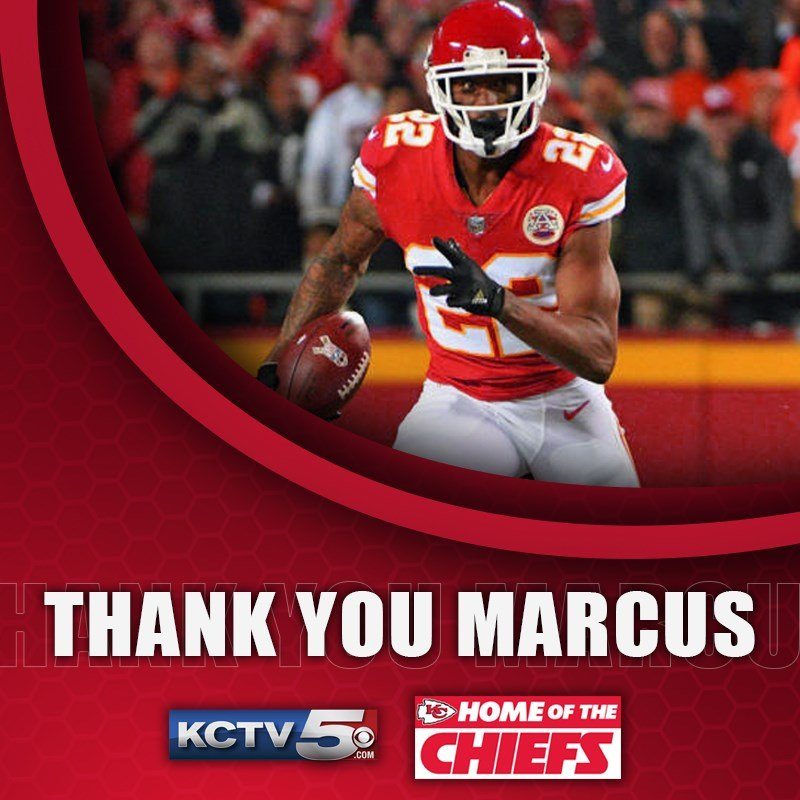 The Chiefs say they have traded cornerback Marcus Peters to the Los Angeles Rams in exchange for a fourth-round pick in the 2018 NFL Draft and a second-round pick in the 2019 NFL Draft. (KCTTV5)