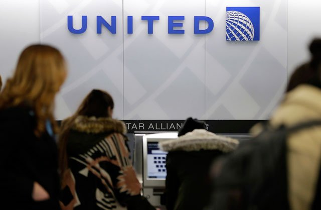 Data from the US Department of Transportation show that three times as many animals died on United flights last year than on all the other US carriers put together. (AP)