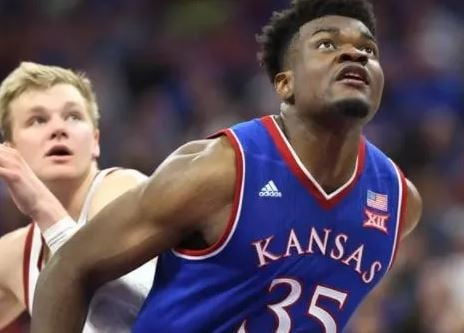 Seeded Kansas comes alive, beats Penn 76-60 in NCAA tourney