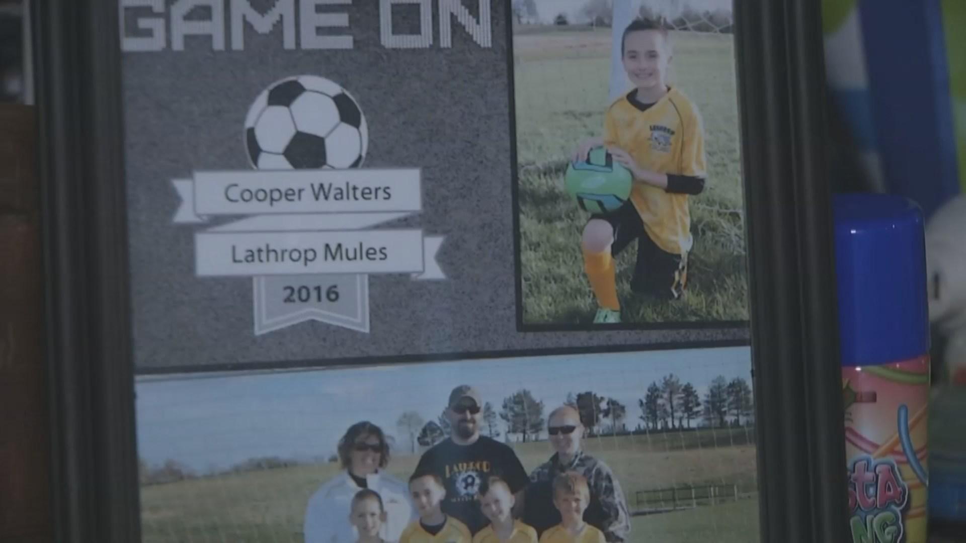 Cooper Walters