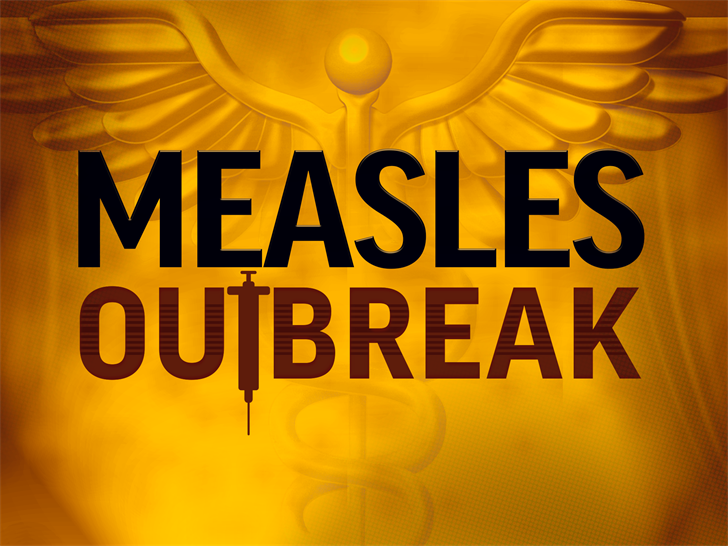 The Kansas Department of Health and Environment said in an update Wednesday that 14 Johnson County residents, three Linn County residents and one Miami County resident have tested positive for measles. (AP)
