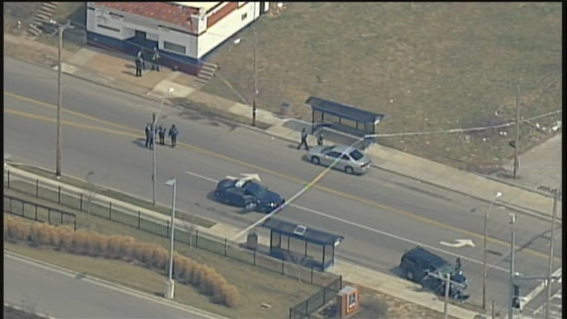 Police are investigating after a man was criticallyinjured in a shooting Tuesday on the city's east side. (Chopper5)