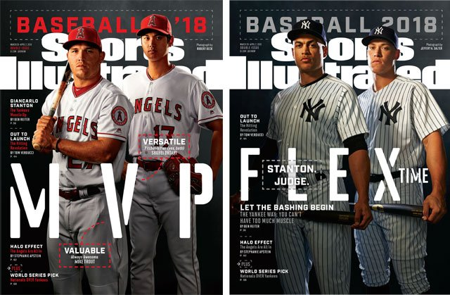Sports Illustrated's MLB Preview issue is on newsstands now. (Sports Illustrated)