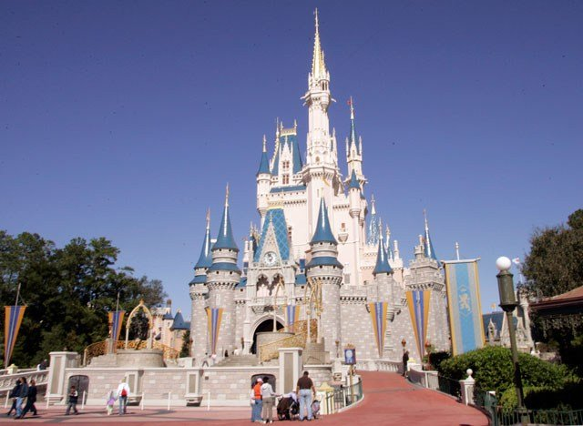 Lawrence High School assistant principal Mark Preut said the students spent six days in Orlando for Festival Disney, a performing arts competition at Disney World. They began falling ill after they arrived at an Orlando hotel on March 14. (AP)