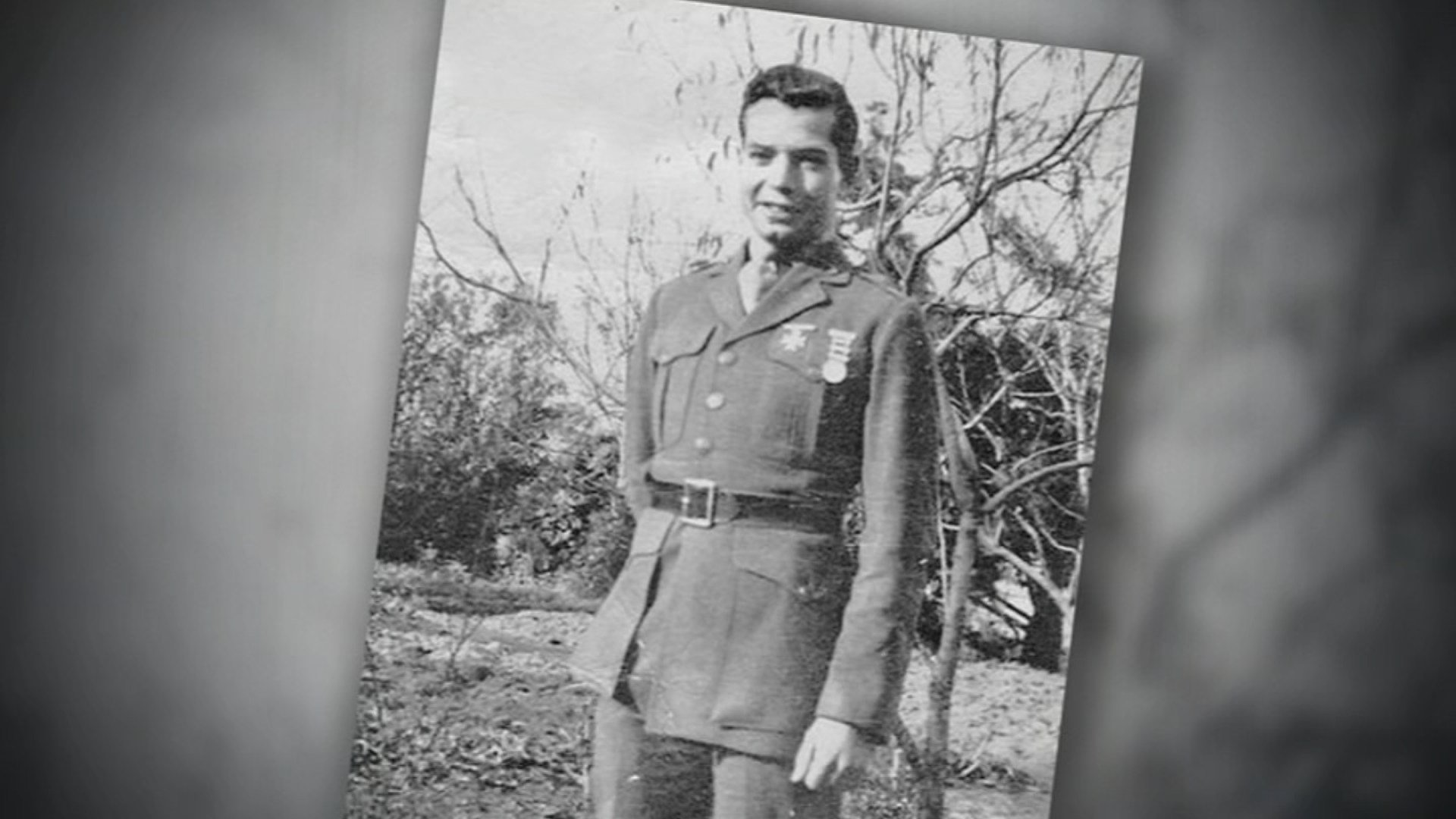 For 75 years, Private First Class Donald Tolson was presumed to be killed in action. He perished on the first day of the Battle of Tarawa on Nov. 20, 1943 alongside nearly 1,000 other casualties storming the beaches of the Japanese island. (KCTV5)