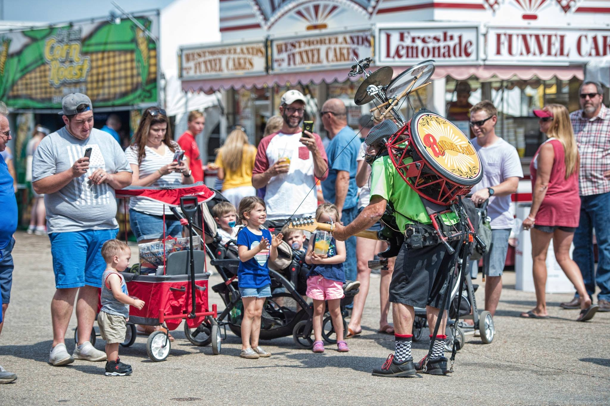 Kansas lawmakers have introduced a new bill that would allow the State Fair to leave the city of Hutchinson after more than 100 years. (Kansas State Fair)