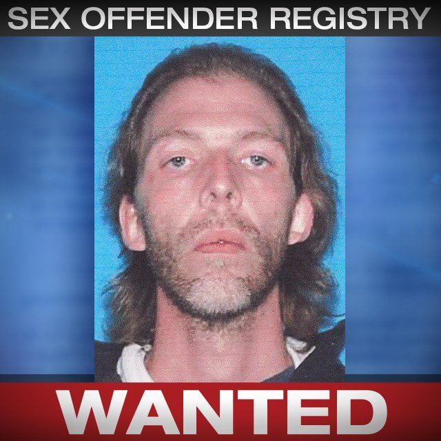 Jeffrey Walton is wanted on a parole violation warrant for sex offender registration violation. (CrimeStoppers)