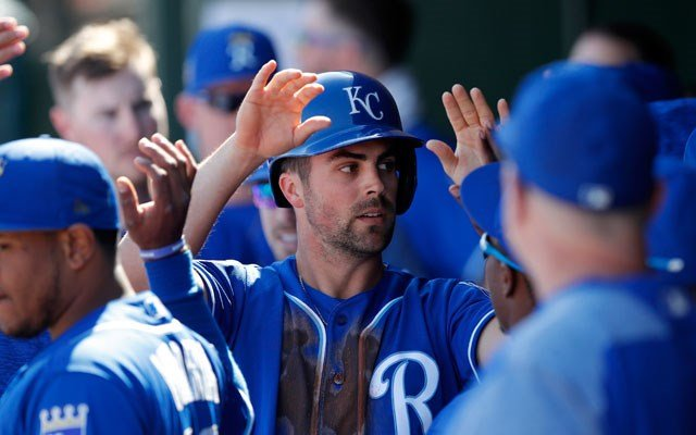 One of the most compelling players in all of baseball over the past two years has been Kansas City's Whit Merrifield. (AP)