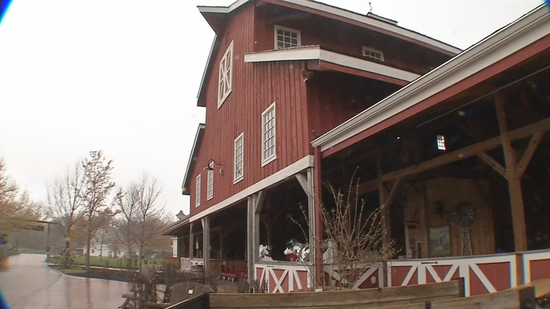 You're going to have to wait one more day to see the animals at Deanna Rose Children's Farmstead. (KCTV5)