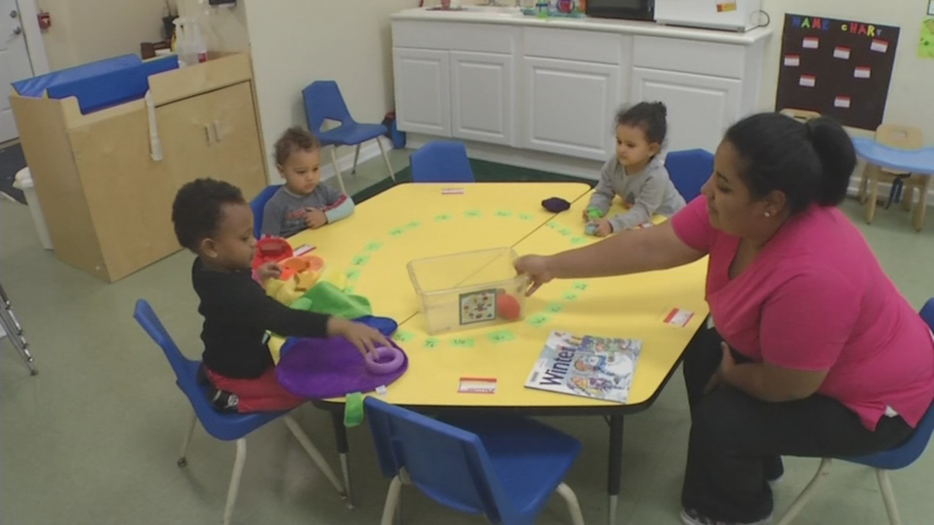 Child Care Aware of America is leading the first active shooter response training aimed specifically at daycare providers for infants, toddlers and young children. (KCTV5)