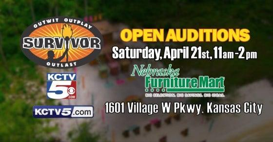 Kctv5 Hosts Open Casting Call For 39 Survivor 39 On April 21 Kctv5