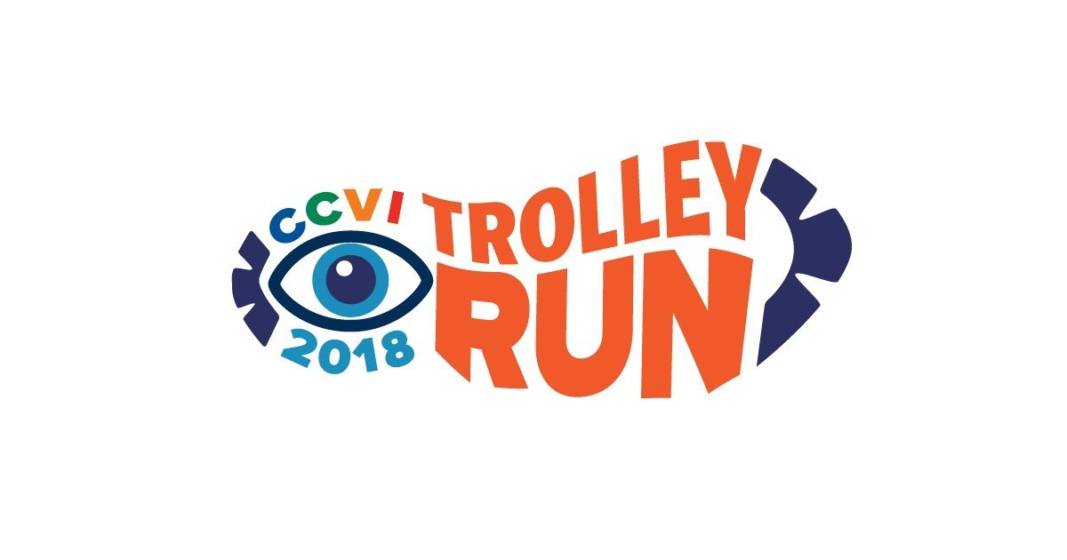 The 30th annual Trolley Run, a benefit for the Children's Center for the Visually Impaired (CCVI), is Sunday, April 29. (Trolley Run)