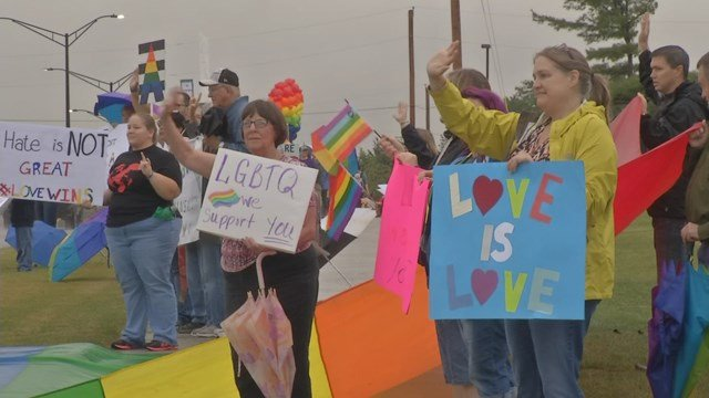 According to a recent study, more schools around the country are offering safe spaces for LGBTQ youth, including the Olathe School District. (KCTV5)