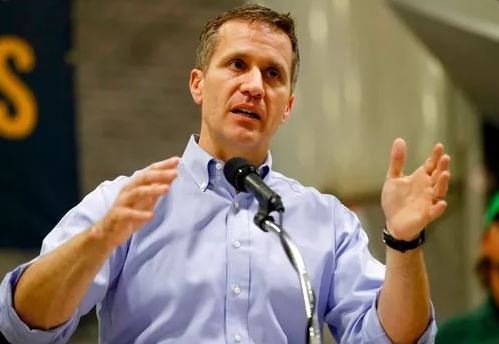 GOP senator hesitant to call for Missouri governor's resignation
