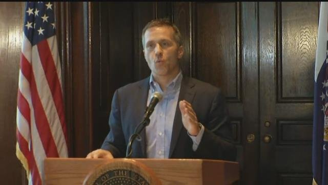 "Missouri Gov. Eric Greitens says a state House committee's report on an investigation into his extramarital affair with his hairdresser will be ""full of lies."" (KCTV5)"