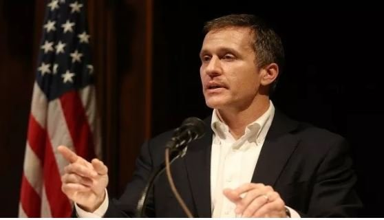 Just this week, Attorney General Josh Hawley announced he believes there is strong evidence Greitens committed a felony level charge of tampering with computer data. (AP File Photo)