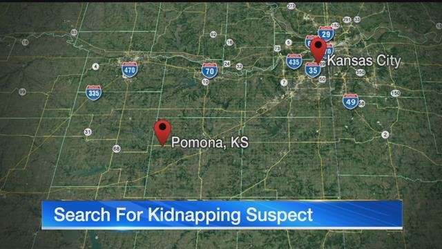 The incident happened about 1:53 a.m. at a home in the 400 block of Monroe Street in Pomona, KS. (KCTV5)