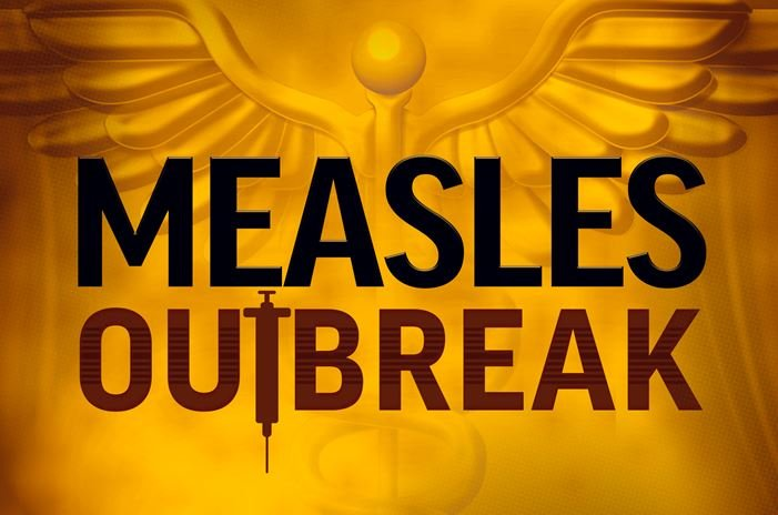 Health warning issued after measles outbreak in Bradford
