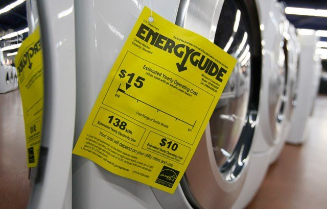 If you need new appliances for your home, this is the week to get out and buy it. (AP)