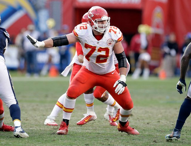 The Kansas City Chiefs selected offensive tackle Eric Fisher first overall in the 2013 NFL Draft. (AP)