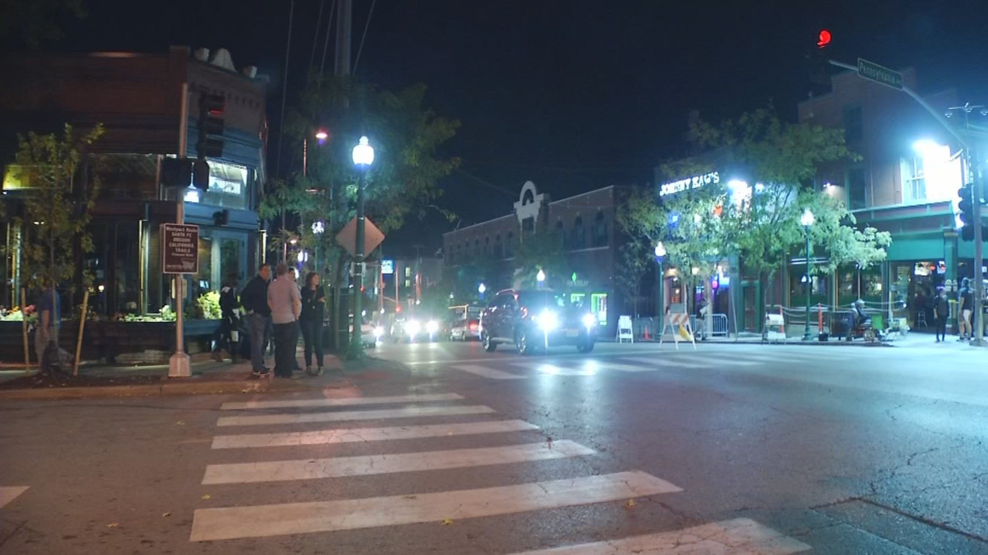 It's Friday night, and many people will be headed out to bars and restaurants in Westport, and tonight for the first time they'll encounter new rules on entering the area and parking their cars. (KCTV5)