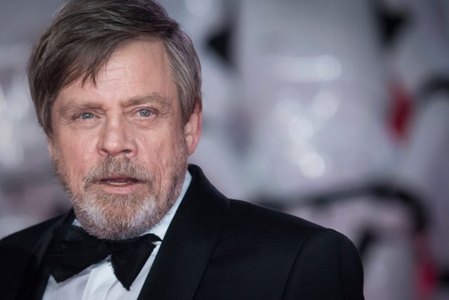 """Kansas is rolling out the welcome mat after """"Star Wars"""" actor Mark Hamill tweeted about wanting to visit. (AP)"""