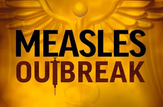 Nearly three months after the initial outbreak of measles at a Johnson Countyday care, the Kansas Department of Health and Environment declares the outbreak over. (AP)