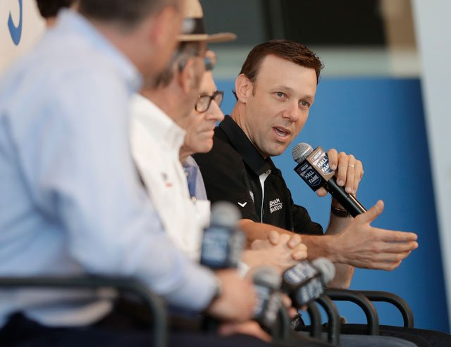 Matt Kenseth will return to NASCAR this season in a reunion with Roush Fenway Racing, the team that gave him his Cup start in 1998. (AP)