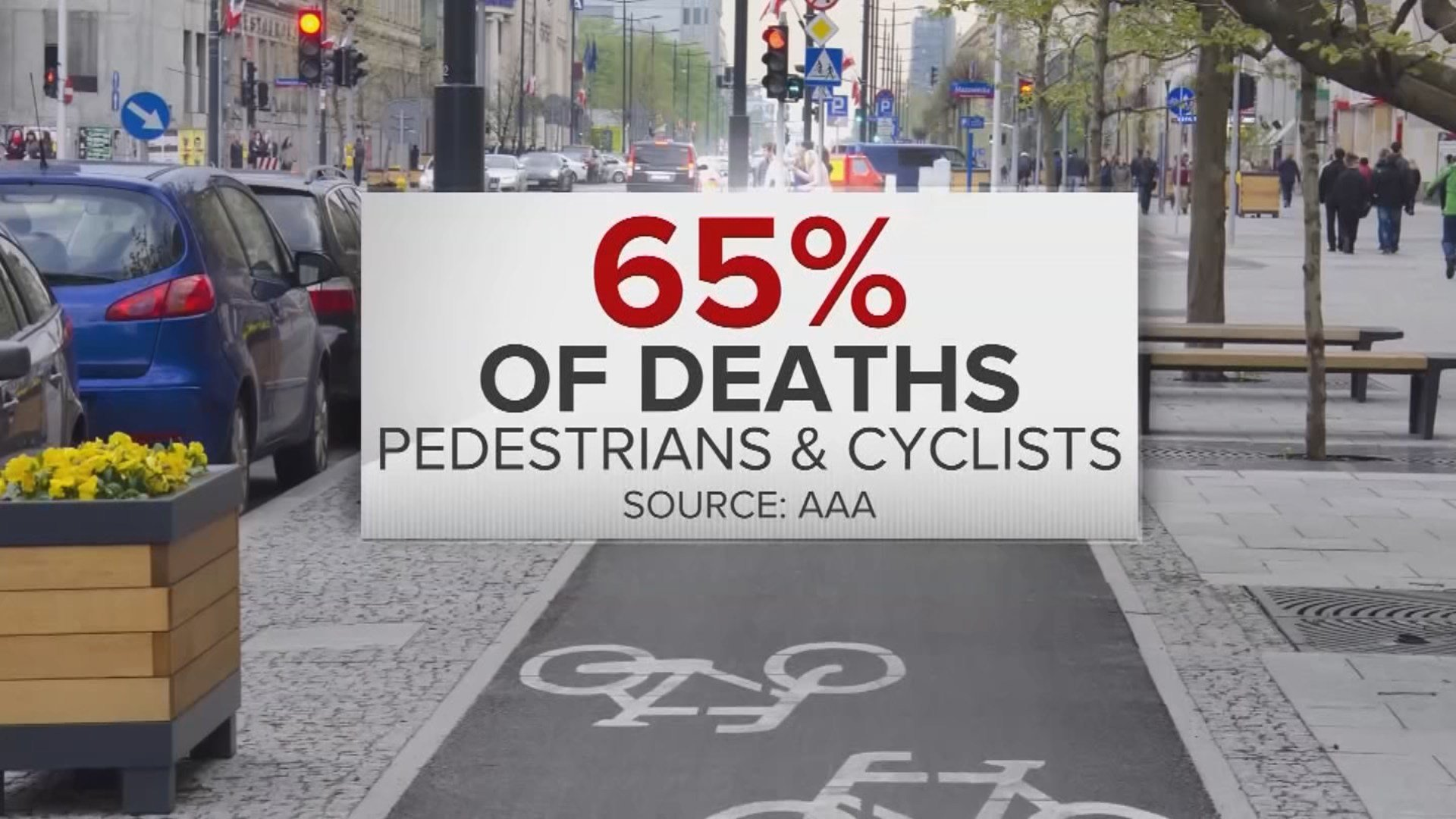 Most victims in fatal hit-and-runs are pedestrians and cyclists. (KCTV5)