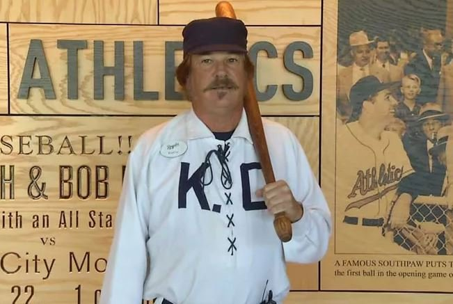 The Kansas City Royals tell KCTV5 News that KayCee - whose real name is Dave Webster - is no longer with the team. (File photo)