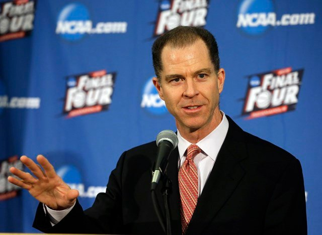 Dan Gavitt, the NCAA's vice president of men's basketball, will be making the rounds this month, talking with coaches and athletic directors about reforming college hoops. (AP)