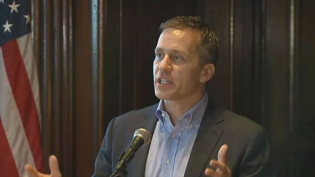 Missouri Attorney GeneralJosh Hawley is opening a new investigation into Governor Eric Greitens' use of social media.(KMOV)