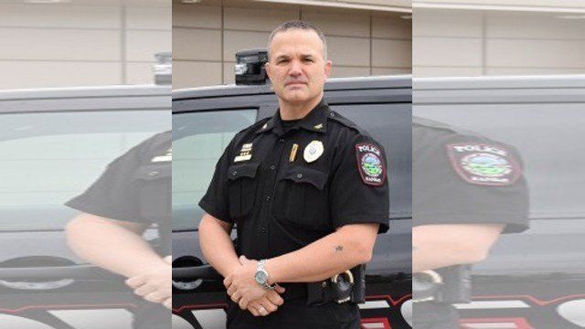 Richard Mann. (Photo credit: The City of Spring Hill Kansas / The Spring Hill Police Department)