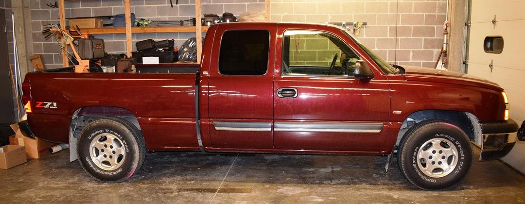 A picture of the victim's vehicle. (Lee's Summit Police Department)