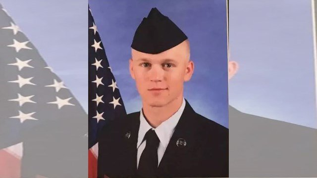 On Sunday morning, the victim was identified as 23-year-old Cody M. Harter from St. Joseph, Missouri. Harter was a member of the National Guard and had his own lawn care business.