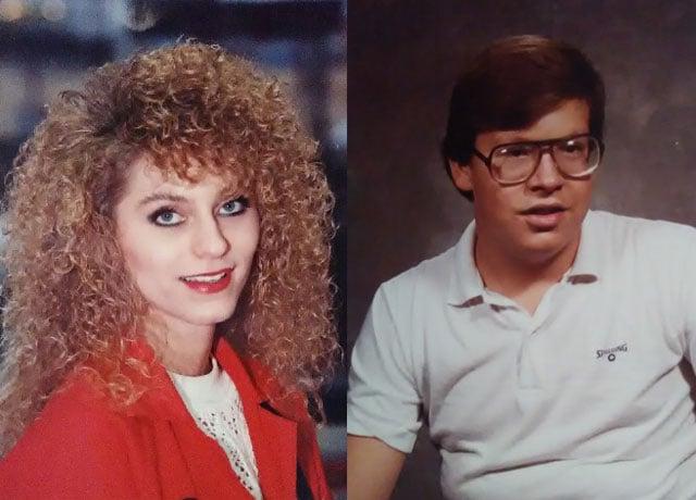 Phillip Adamsand Shelley Watkinsmet when they both attended Oak Park High School. (North Kansas City School District)