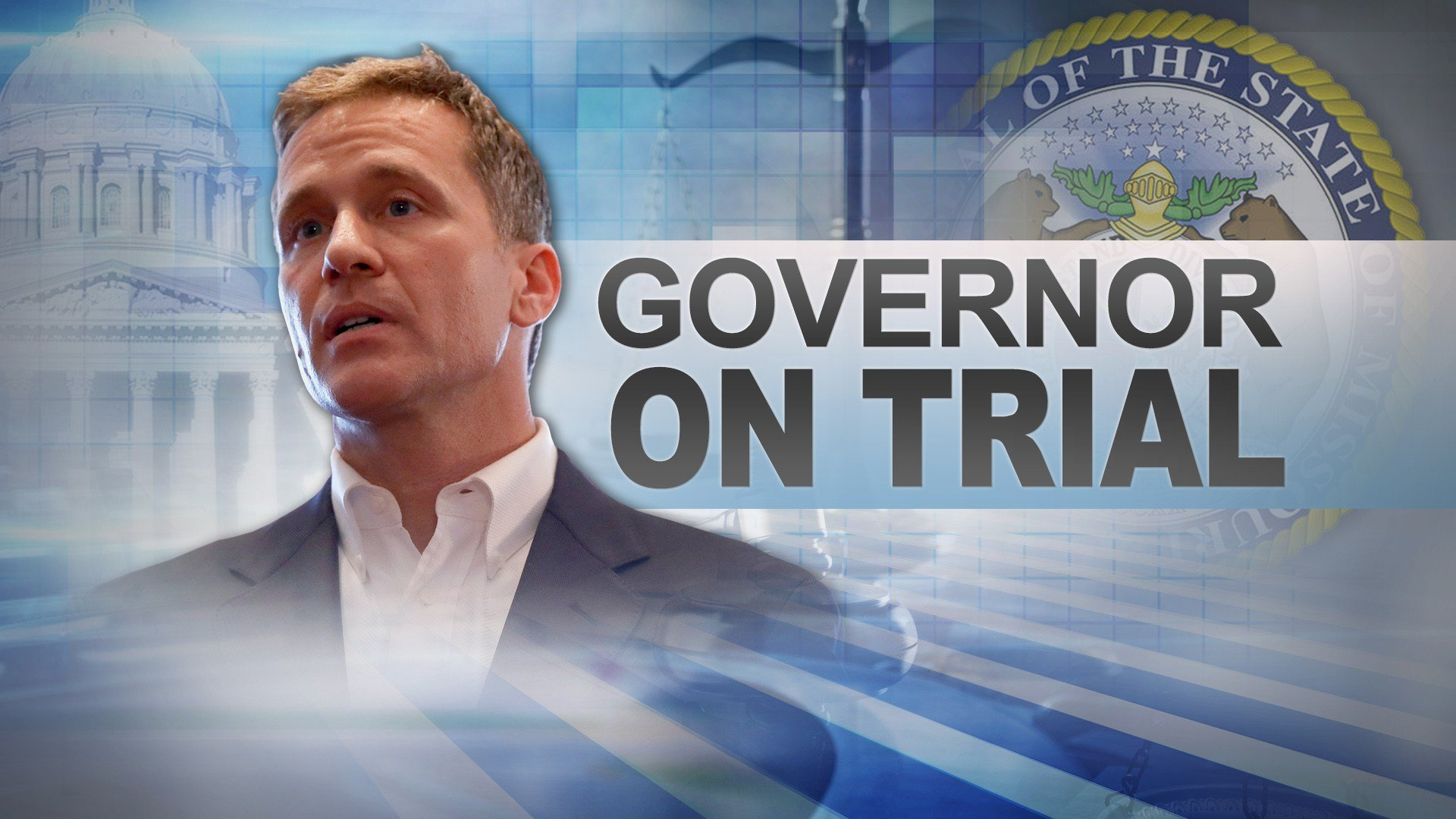 Jury selection in the felony case against the 44-year-old Republican is expected to start Thursday and last at least two days, and testimony is scheduled to begin Monday. (KCTV5)