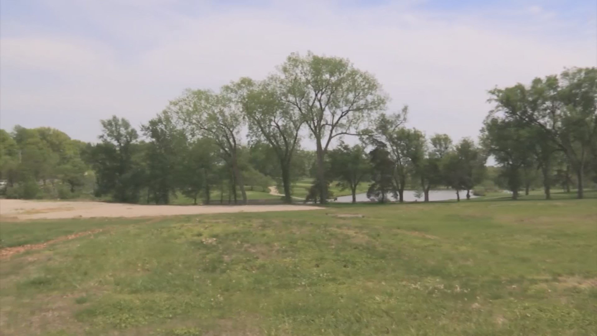 Another setback for what was formerly the Brookridge Golf Course in Overland Park. Plans to develop it into retail and residential space have stalled once again. (KCTV5)