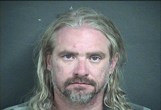 John Caffrey, 43, of KCK has been charged with felony cruelty to animals-malicious torture or killing. (Wyandotte County Sheriff)