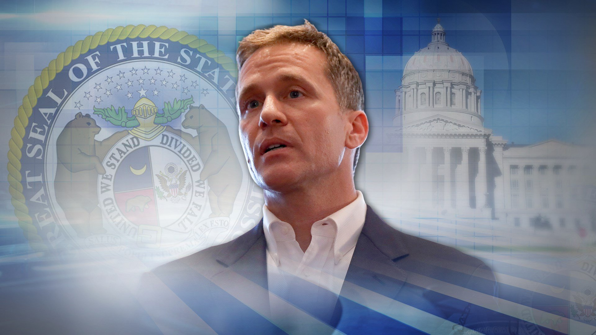 All eyes are on Gov. Eric Greitens' investigation. (KCTV5)