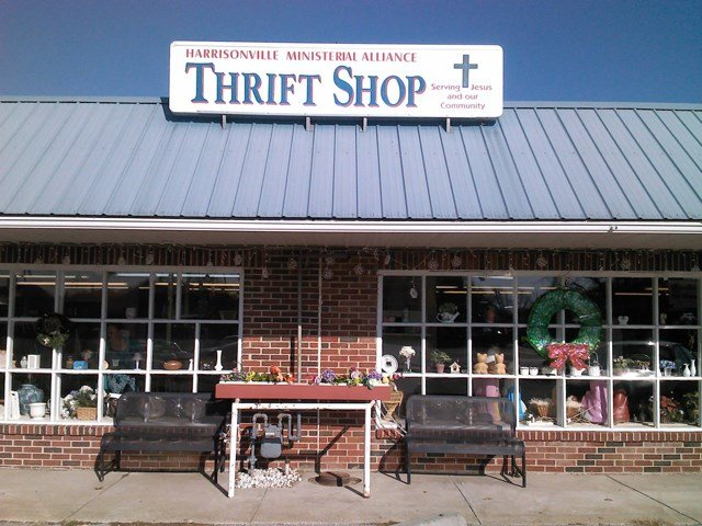 Officials were recently told that they would be able to build the new, 3,200 square-foot, processing building, attached to the back of the thrift shop. (Facebook/Harrisonville Thrift Shop)