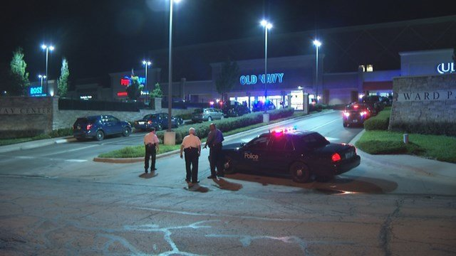 Police found the victim in the parking lot between the PetSmart and Old Navy stores on the east side of the mall. He was taken to an area hospital where he eventually died. (KCTV5)