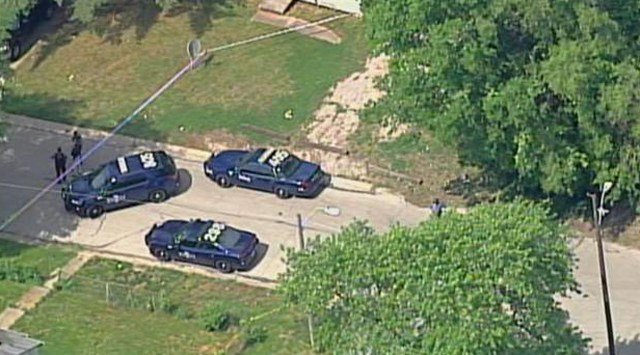 The shooting happened Thursdayat about 10:21 a.m. in the 3600 block of Norton Avenue. (File photo)